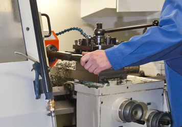 Drehen, Werkzeugbau Sachsen, Herstellung von Maschinenteilen