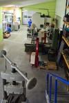 Produktionshalle der Werkzeug- & Metallbau/OL GmbH & Co KG